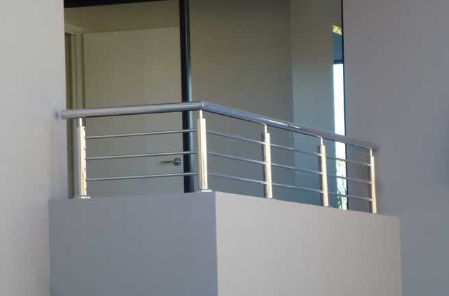 Apartment Stainless Steel Balustrades