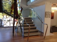 Complying with AS1428- Balustrade