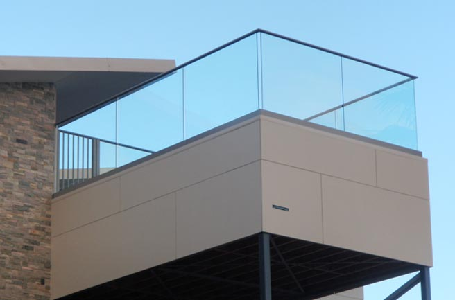 Frameless Glass Pool Fence Perth